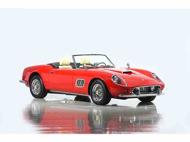 Picture of 1962 Ferrari 250 GT California Spyder SWB located in New York Auction Vehicle - MBPF