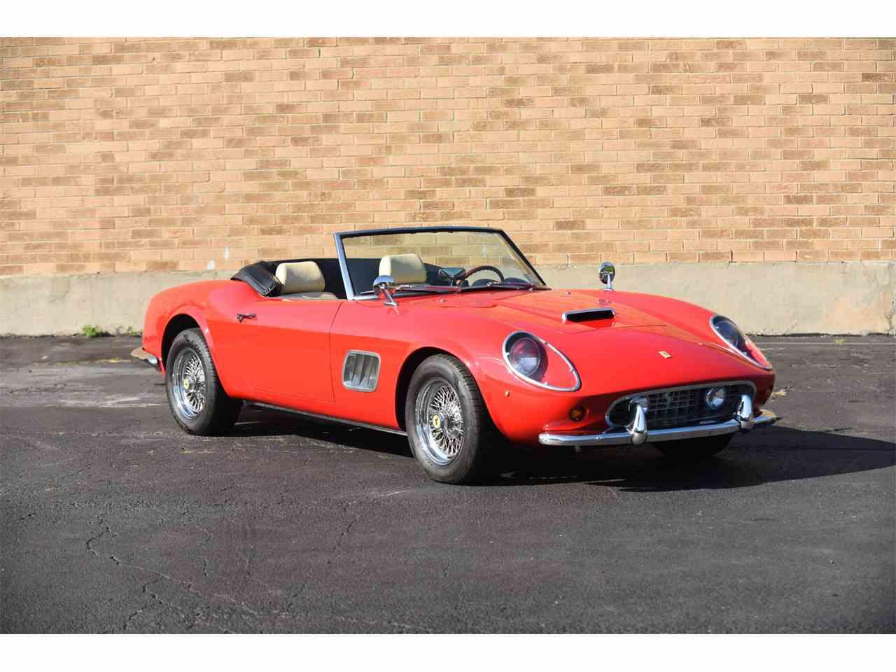 1962 Ferrari 250 GT California Spyder SWB for Sale ...