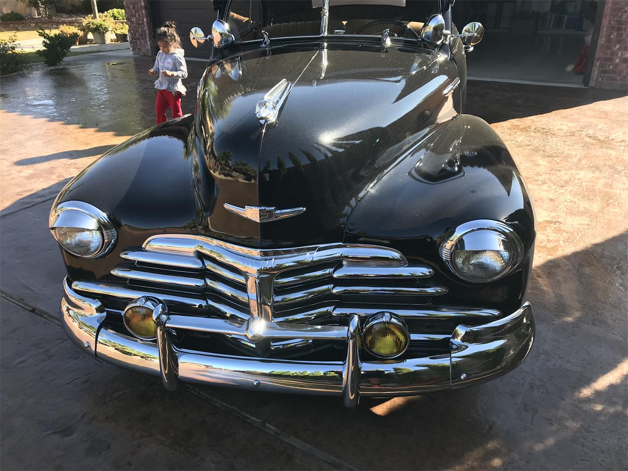 Large Picture of Classic '47 Chevrolet Fleetmaster Auction Vehicle - MBPN