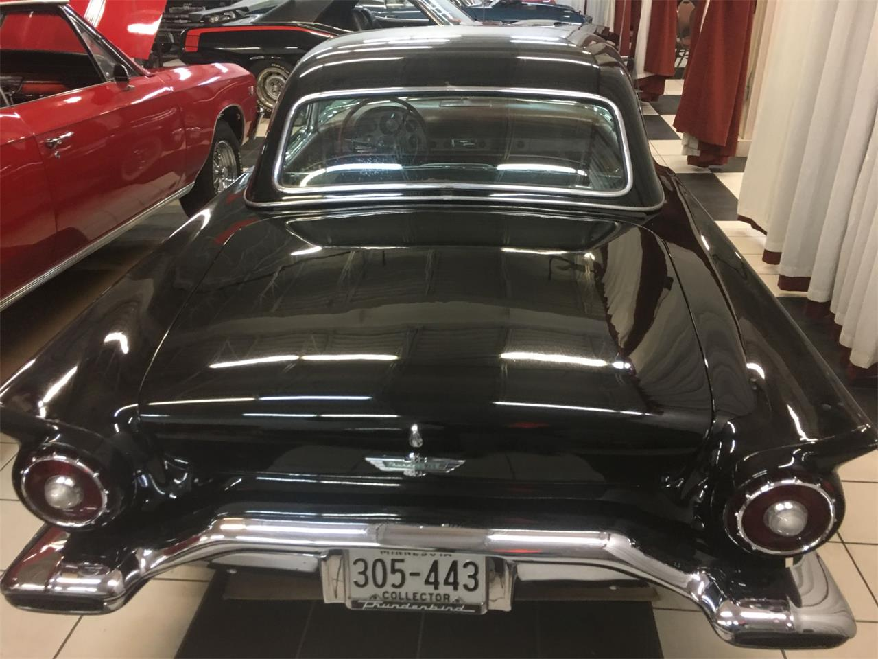 Large Picture of Classic 1957 Ford Thunderbird Auction Vehicle - MALI