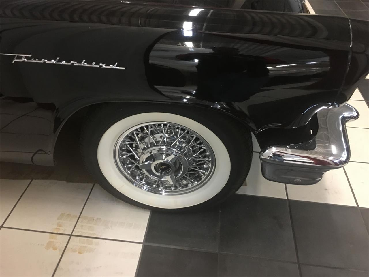 Large Picture of Classic '57 Thunderbird located in Minnesota Auction Vehicle Offered by Classic Rides and Rods - MALI