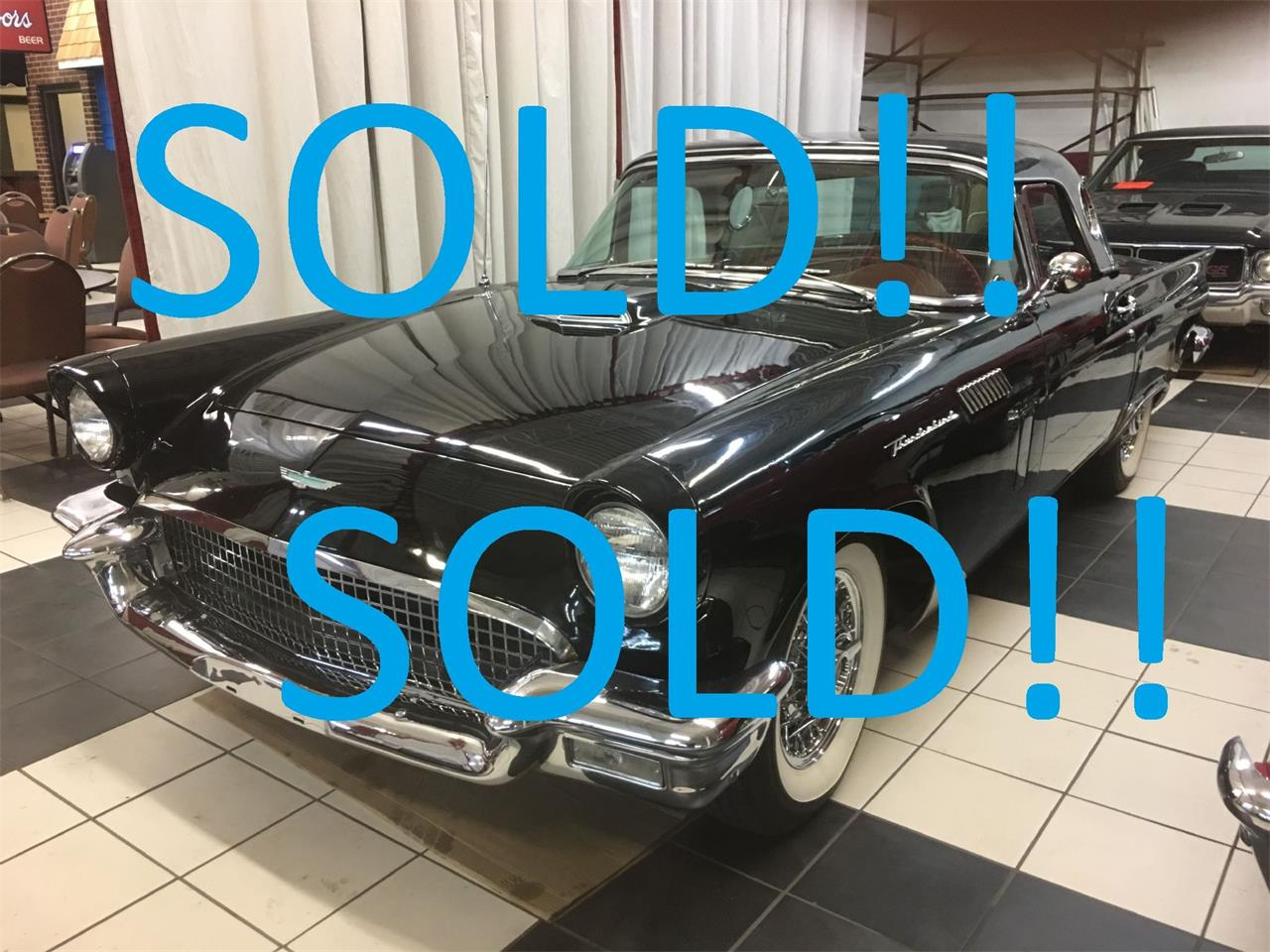 Large Picture of '57 Ford Thunderbird located in Minnesota - MALI
