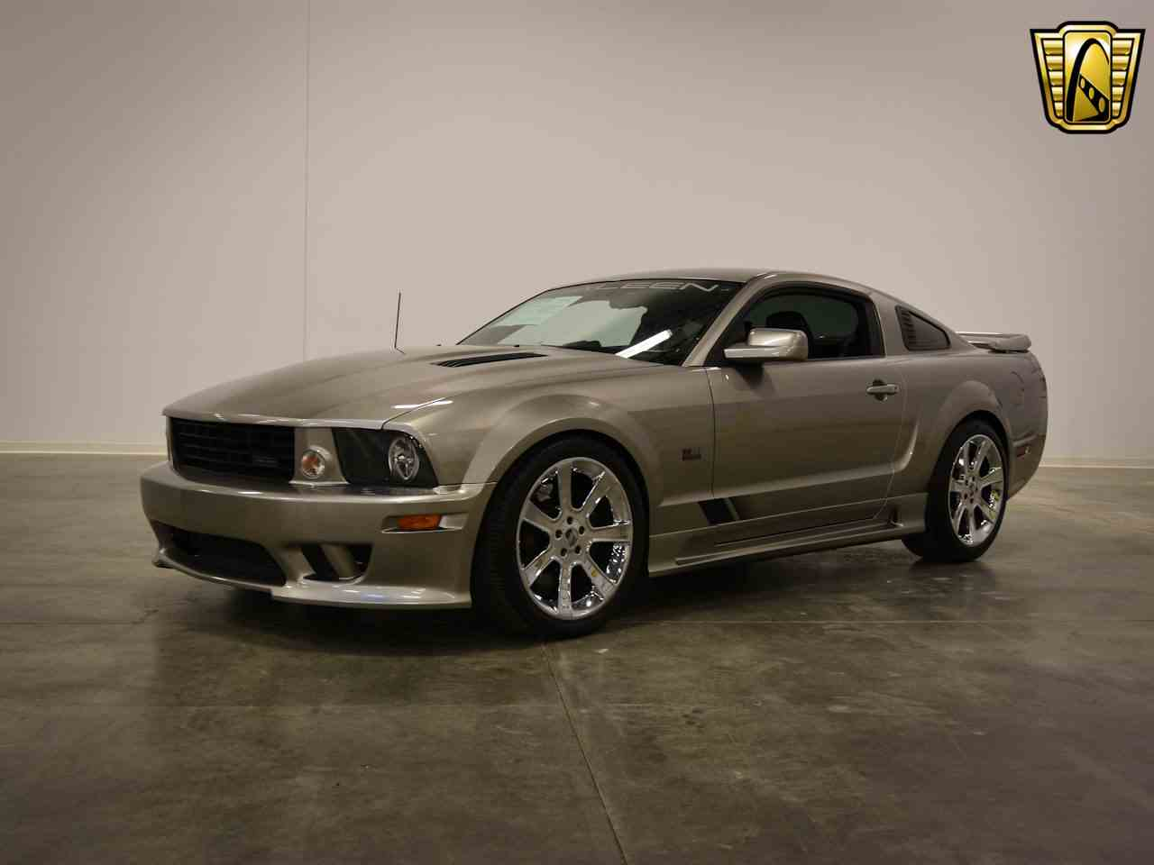 Large Picture of '08 Mustang - MALJ