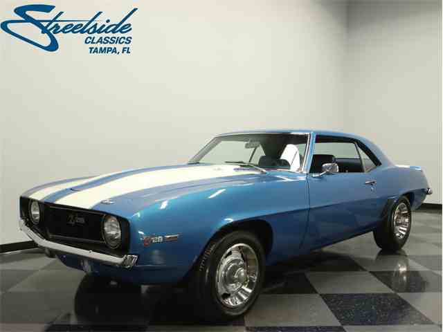 Picture of '69 Camaro Z28 - MBRD