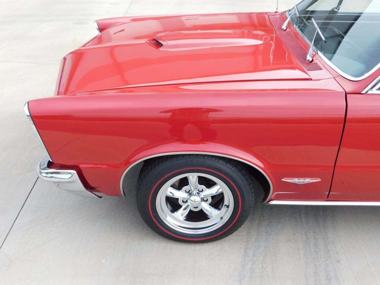 Large Picture of '65 GTO - MBRI