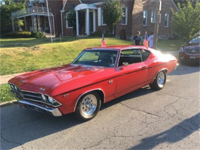 Picture of '69 Chevelle - MALL