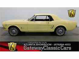 Picture of 1966 Mustang - $19,995.00 Offered by Gateway Classic Cars - Atlanta - MBRW
