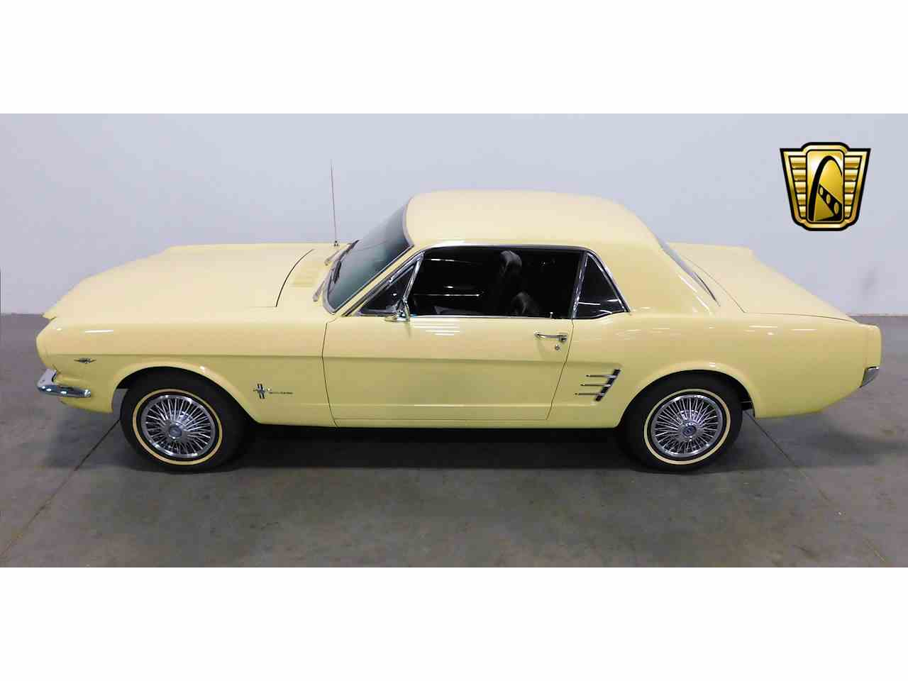 Large Picture of 1966 Ford Mustang Offered by Gateway Classic Cars - Atlanta - MBRW