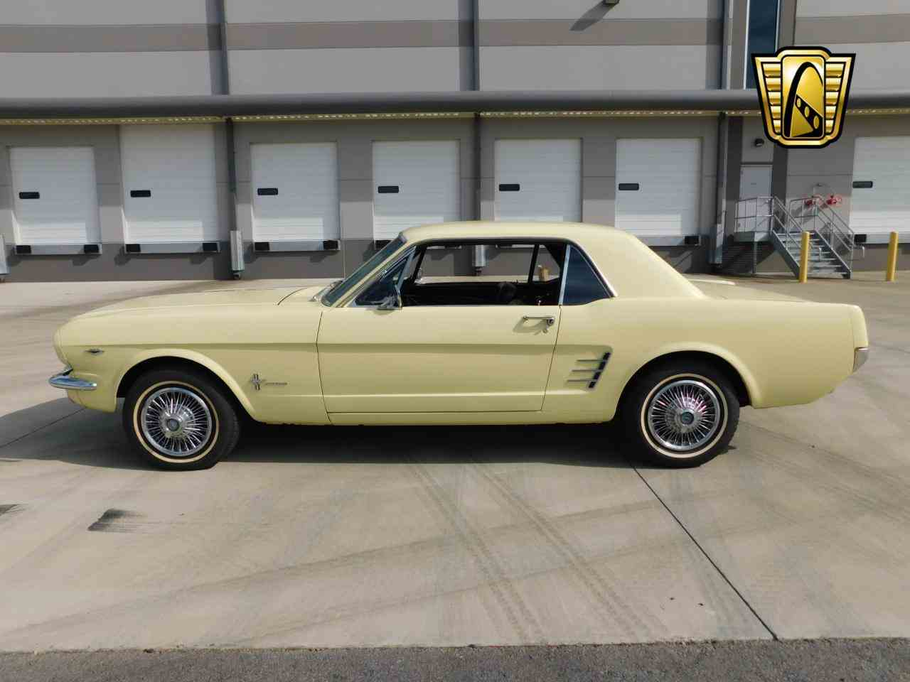 Large Picture of Classic '66 Ford Mustang located in Georgia Offered by Gateway Classic Cars - Atlanta - MBRW