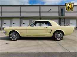 Picture of Classic '66 Mustang Offered by Gateway Classic Cars - Atlanta - MBRW