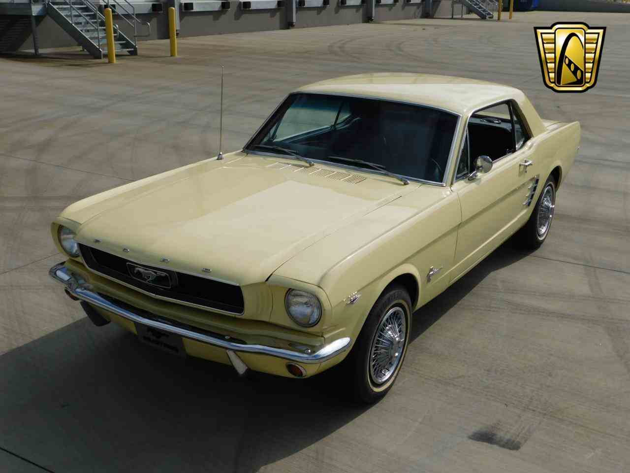 Large Picture of '66 Ford Mustang - $19,995.00 Offered by Gateway Classic Cars - Atlanta - MBRW