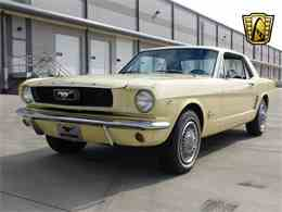 Picture of Classic '66 Ford Mustang located in Georgia - $19,995.00 Offered by Gateway Classic Cars - Atlanta - MBRW
