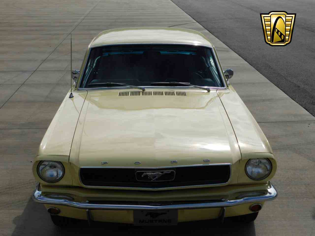 Large Picture of Classic 1966 Mustang located in Georgia Offered by Gateway Classic Cars - Atlanta - MBRW