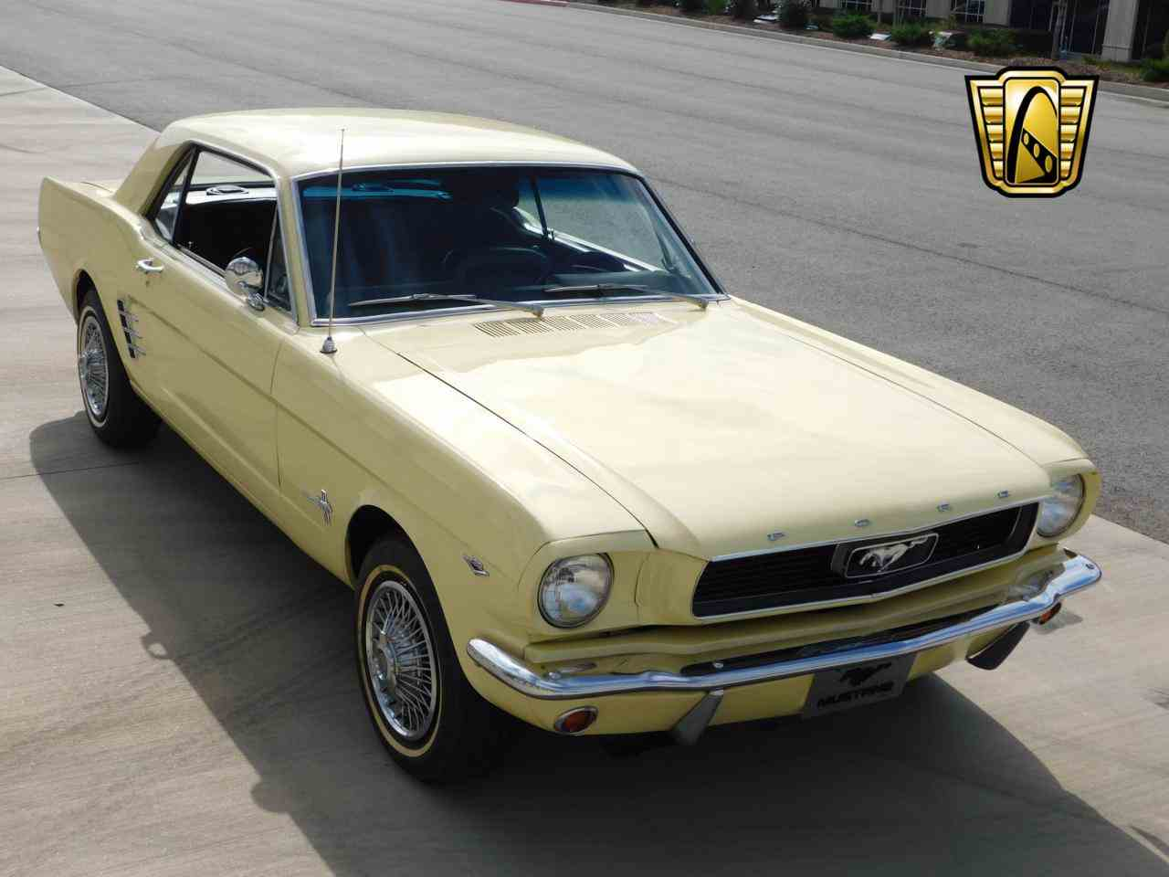 Large Picture of Classic '66 Mustang - $19,995.00 Offered by Gateway Classic Cars - Atlanta - MBRW