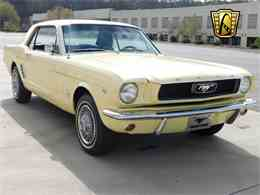 Picture of Classic '66 Ford Mustang located in Georgia Offered by Gateway Classic Cars - Atlanta - MBRW