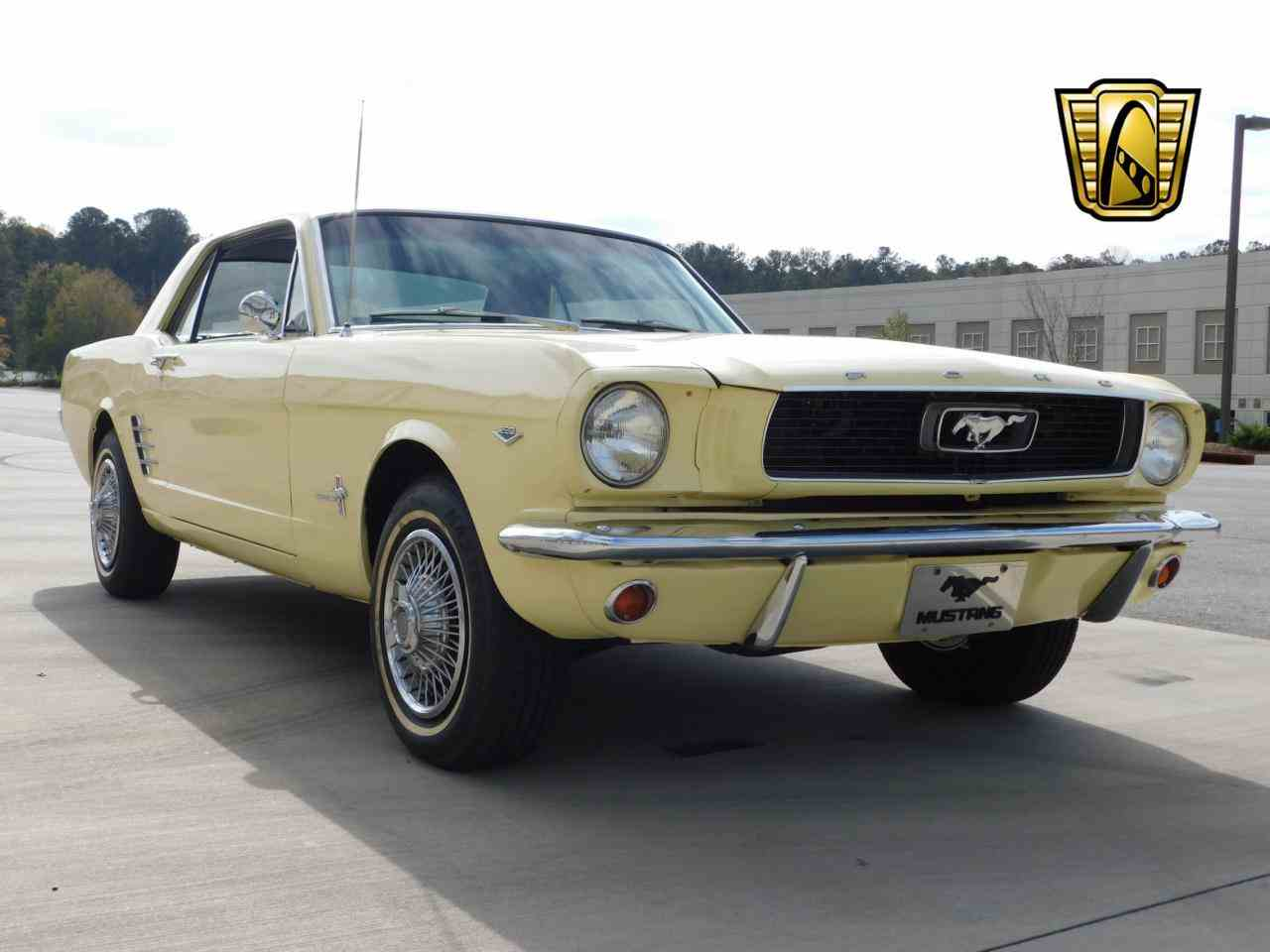 Large Picture of 1966 Ford Mustang located in Georgia - MBRW