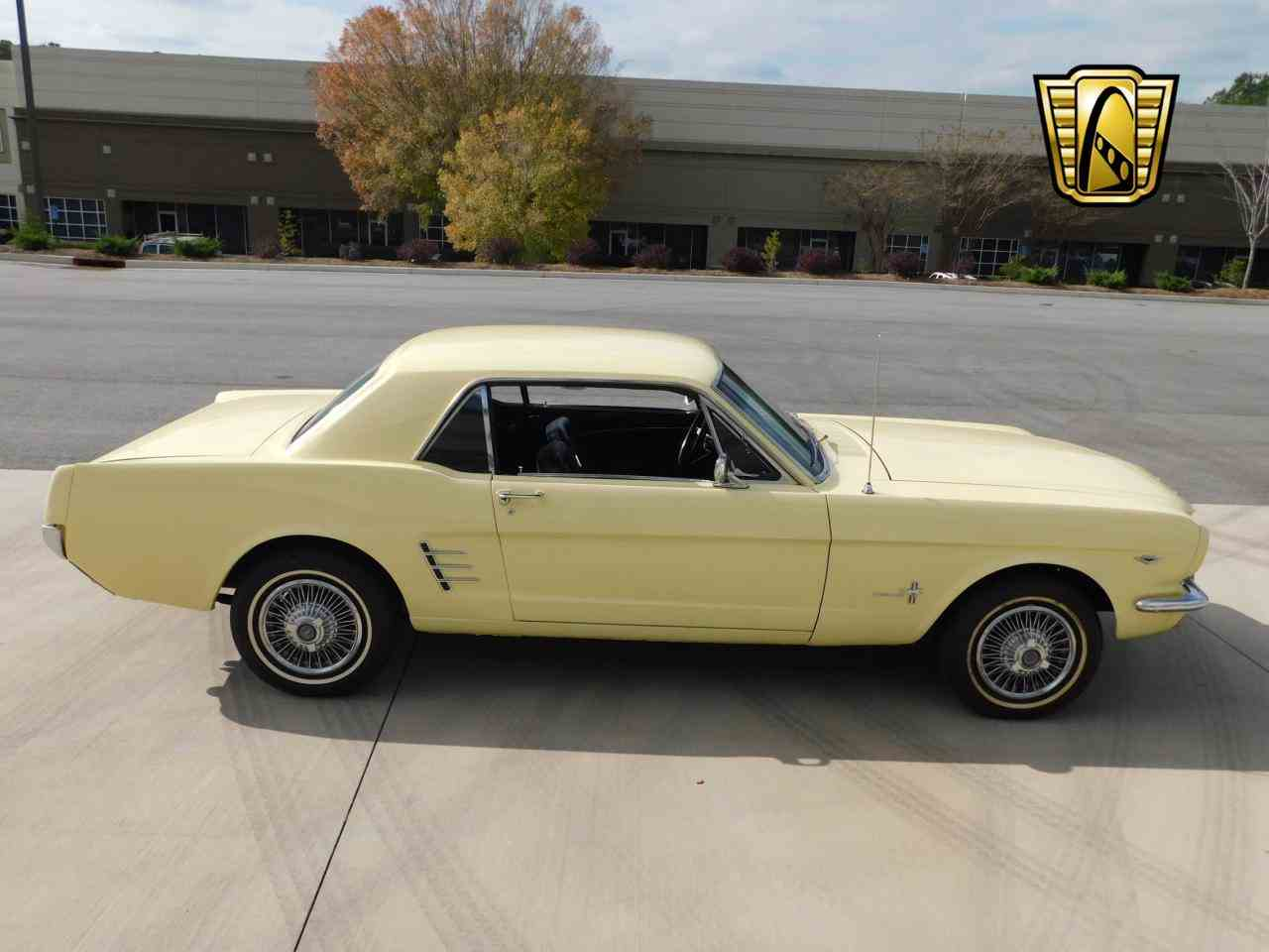 Large Picture of Classic '66 Mustang Offered by Gateway Classic Cars - Atlanta - MBRW