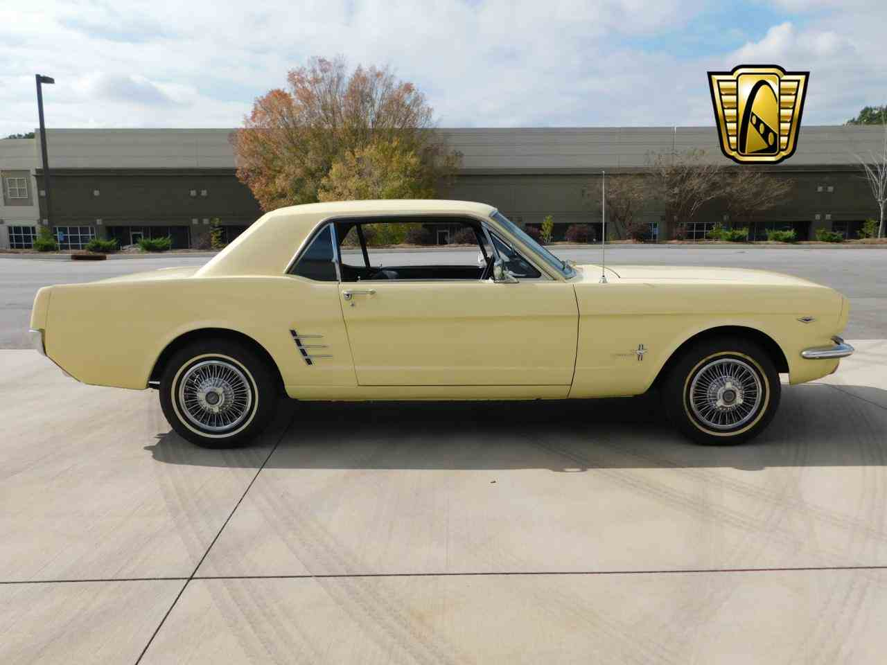 Large Picture of '66 Ford Mustang - MBRW