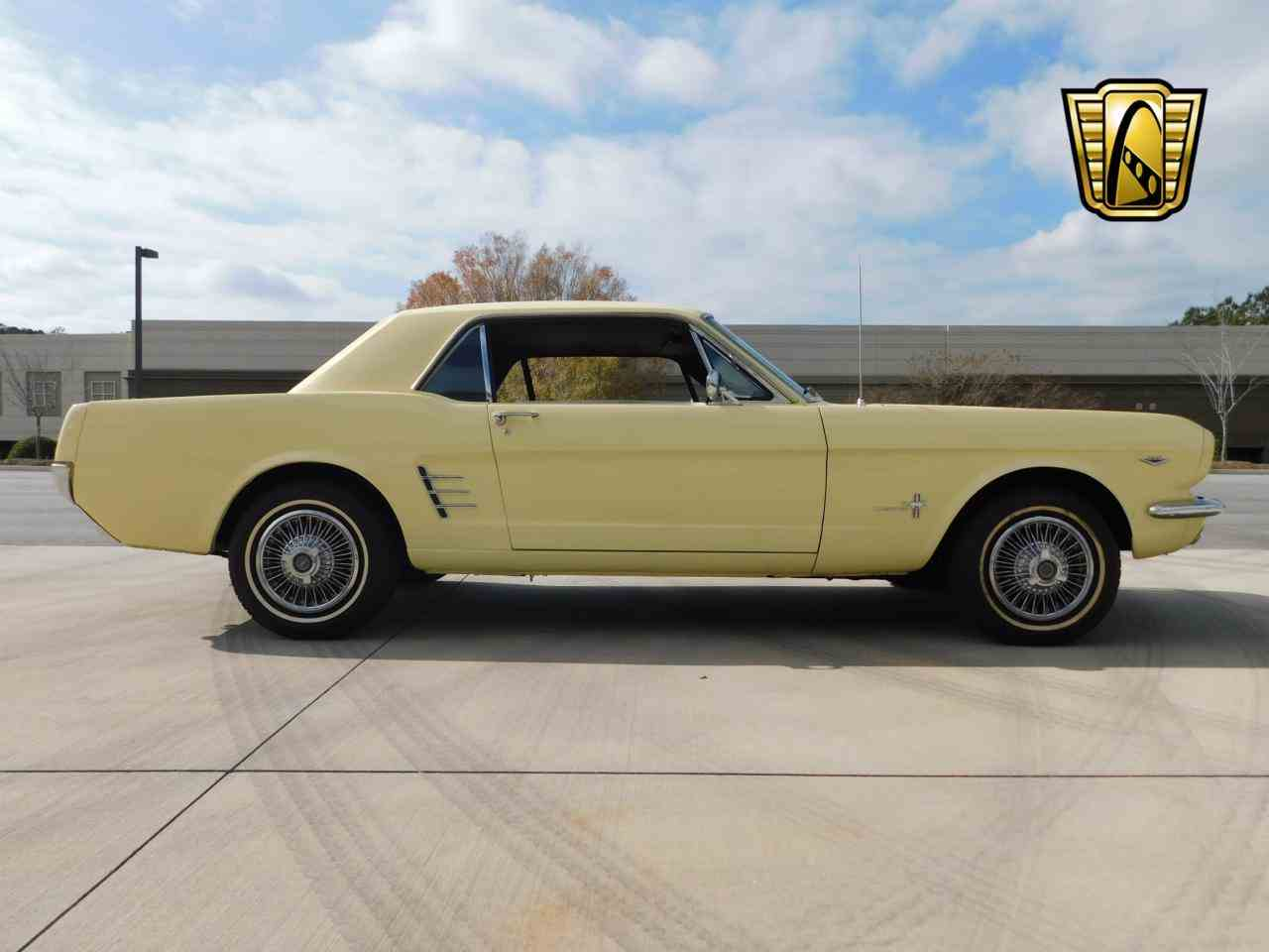 Large Picture of 1966 Ford Mustang located in Georgia - $19,995.00 Offered by Gateway Classic Cars - Atlanta - MBRW
