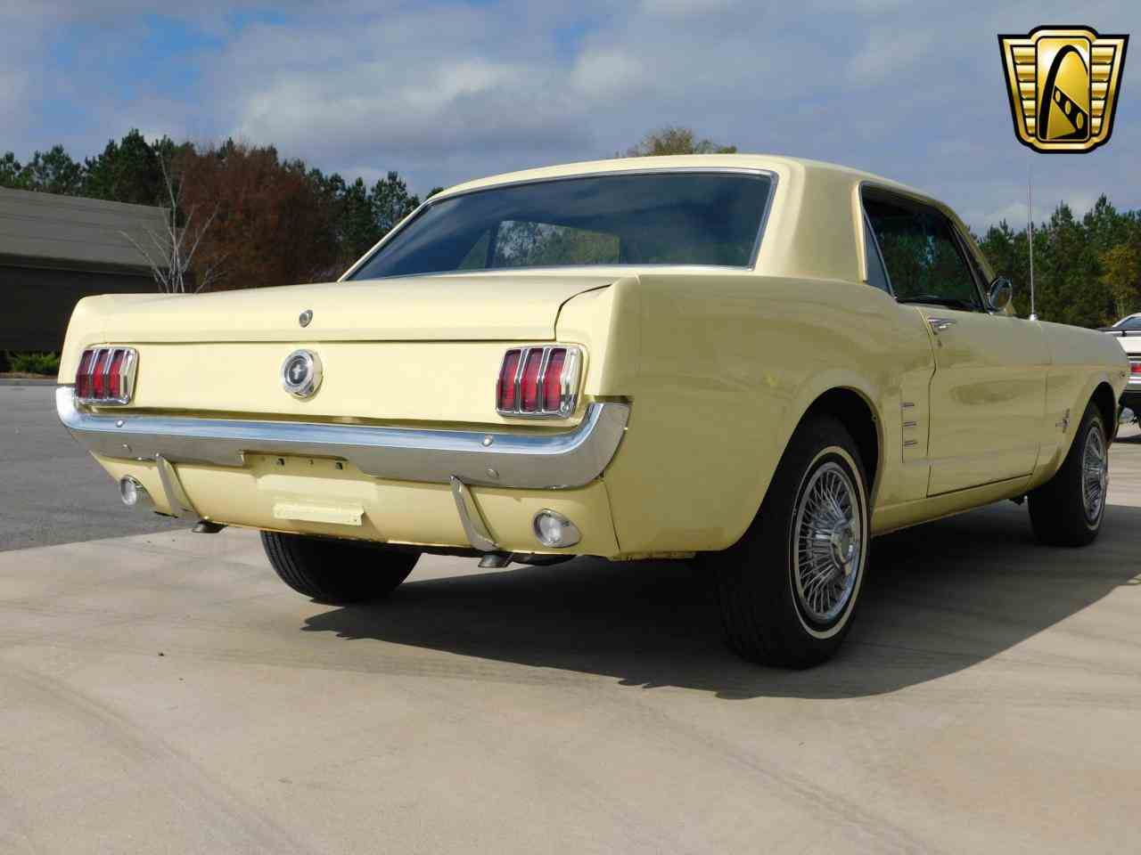 Large Picture of Classic 1966 Mustang - MBRW