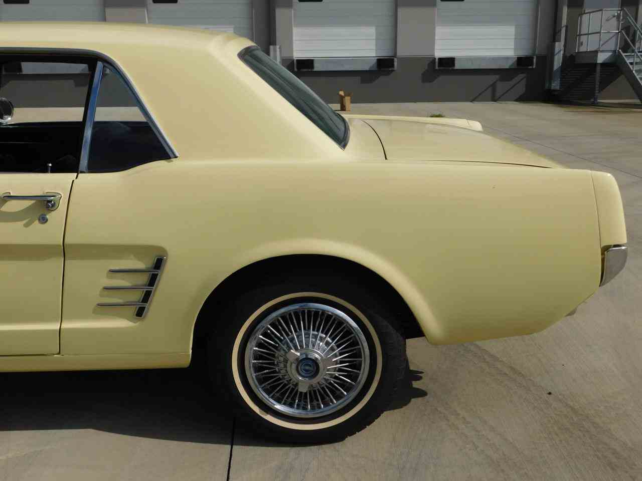 Large Picture of 1966 Mustang located in Georgia Offered by Gateway Classic Cars - Atlanta - MBRW