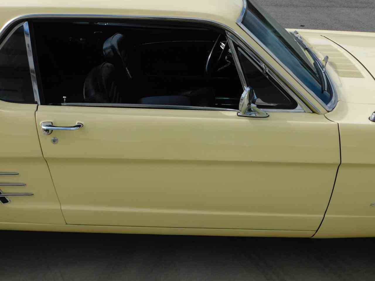 Large Picture of Classic 1966 Ford Mustang - $19,995.00 Offered by Gateway Classic Cars - Atlanta - MBRW
