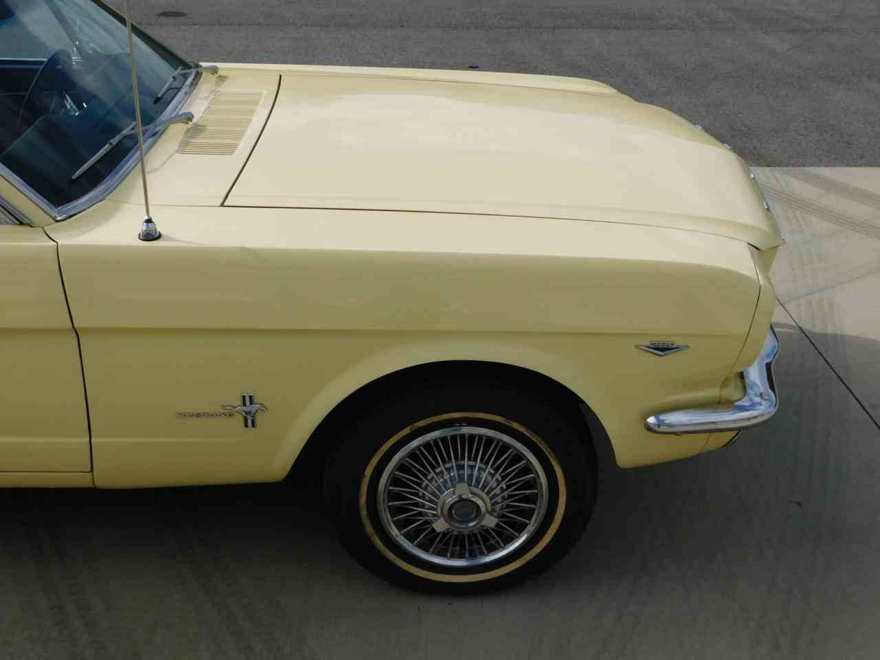Large Picture of Classic '66 Mustang - MBRW