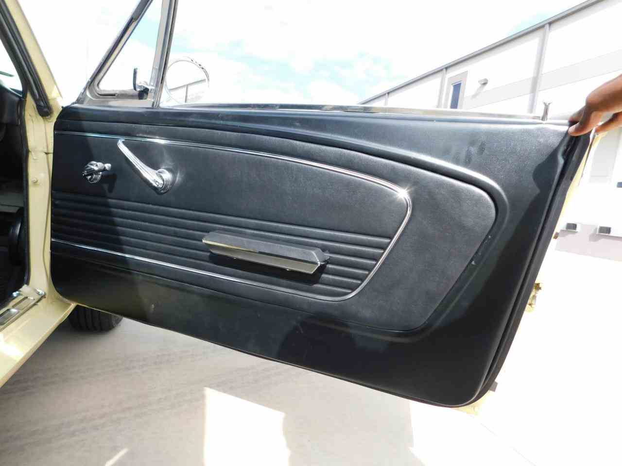 Large Picture of 1966 Ford Mustang located in Alpharetta Georgia Offered by Gateway Classic Cars - Atlanta - MBRW
