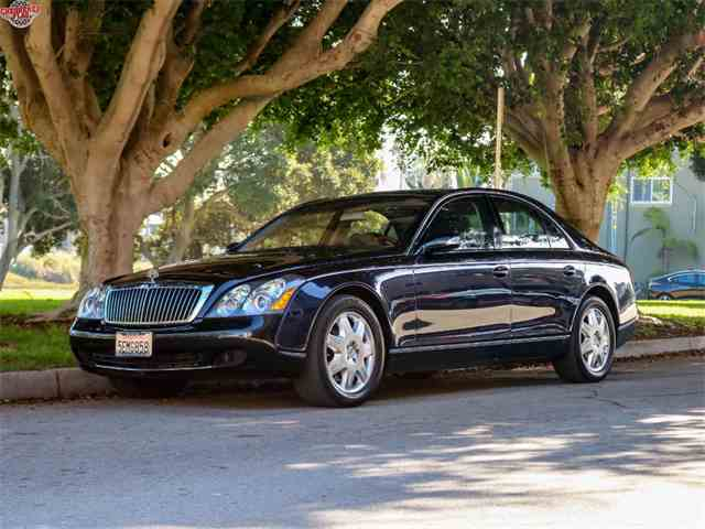 Picture of 2004 Maybach 57 located in California - $78,500.00 Offered by  - MBS4