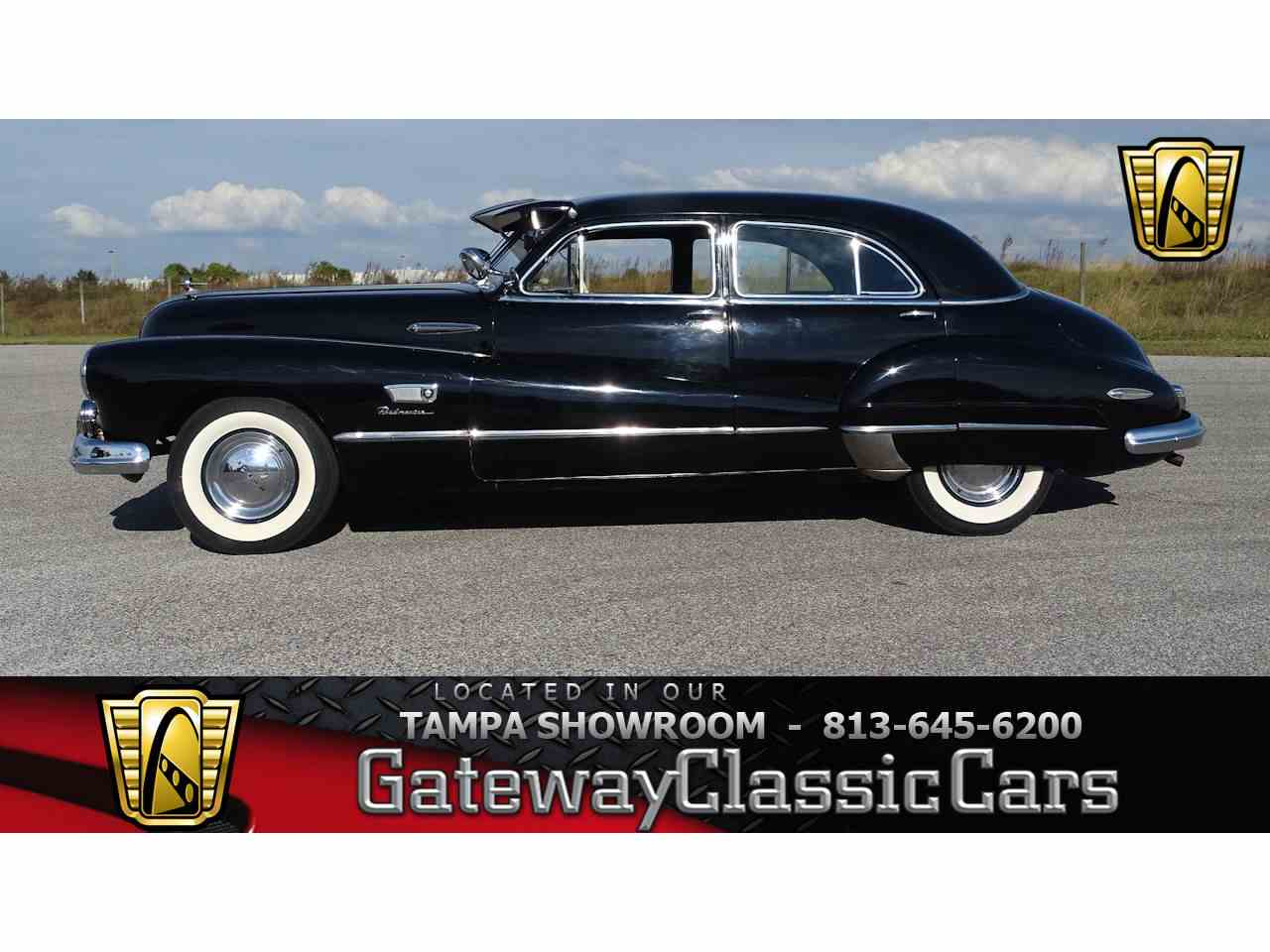 1947 buick roadmaster for sale cc 1041704. Black Bedroom Furniture Sets. Home Design Ideas