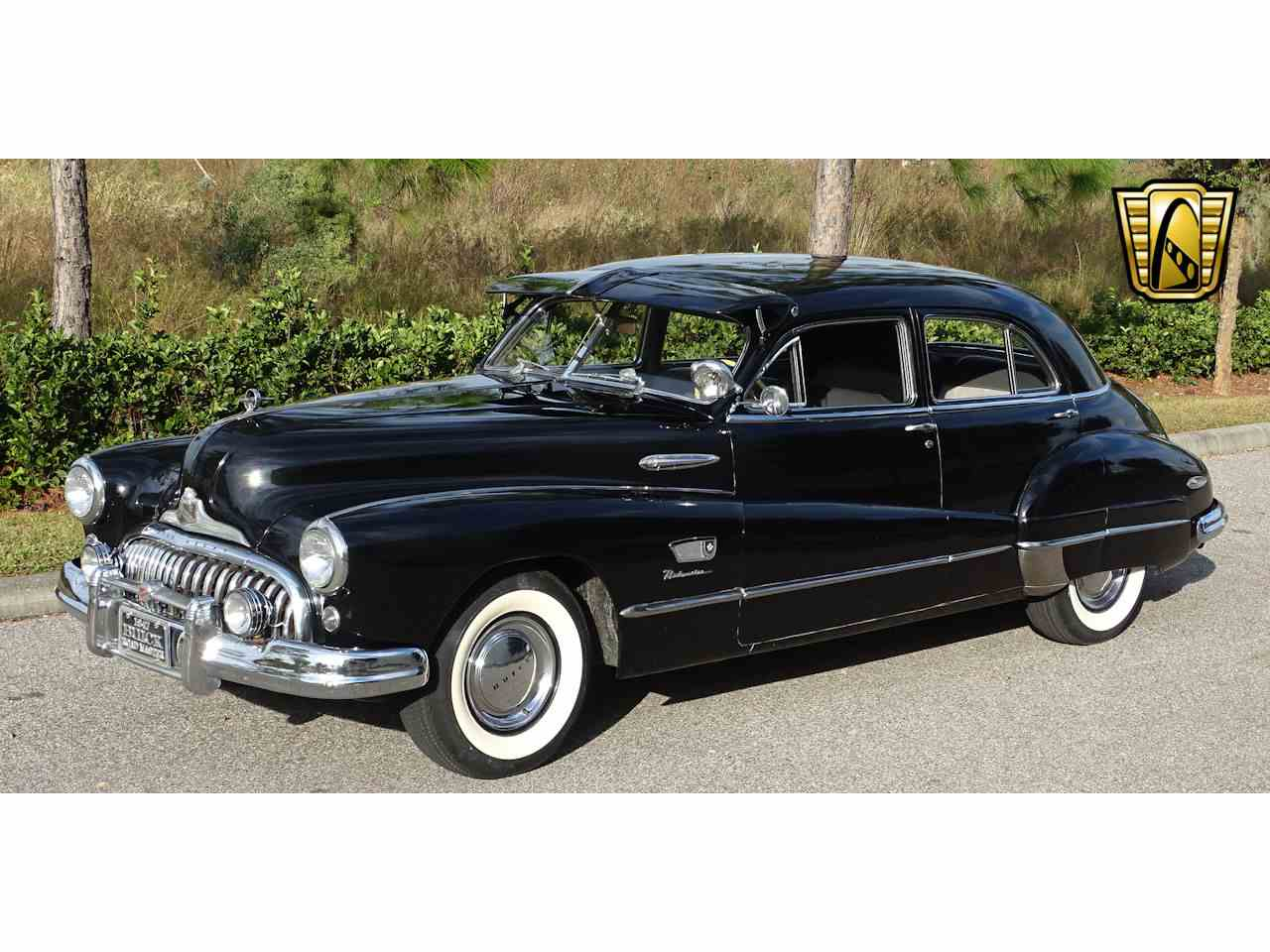 Large Picture of '47 Buick Roadmaster located in Ruskin Florida - $14,995.00 Offered by Gateway Classic Cars - Tampa - MBS8