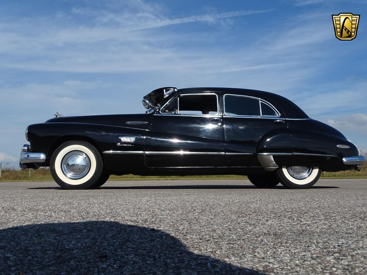 Large Picture of Classic 1947 Buick Roadmaster located in Ruskin Florida Offered by Gateway Classic Cars - Tampa - MBS8