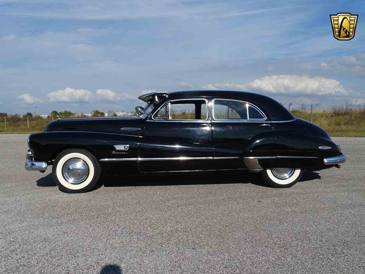 Large Picture of Classic '47 Roadmaster located in Florida Offered by Gateway Classic Cars - Tampa - MBS8