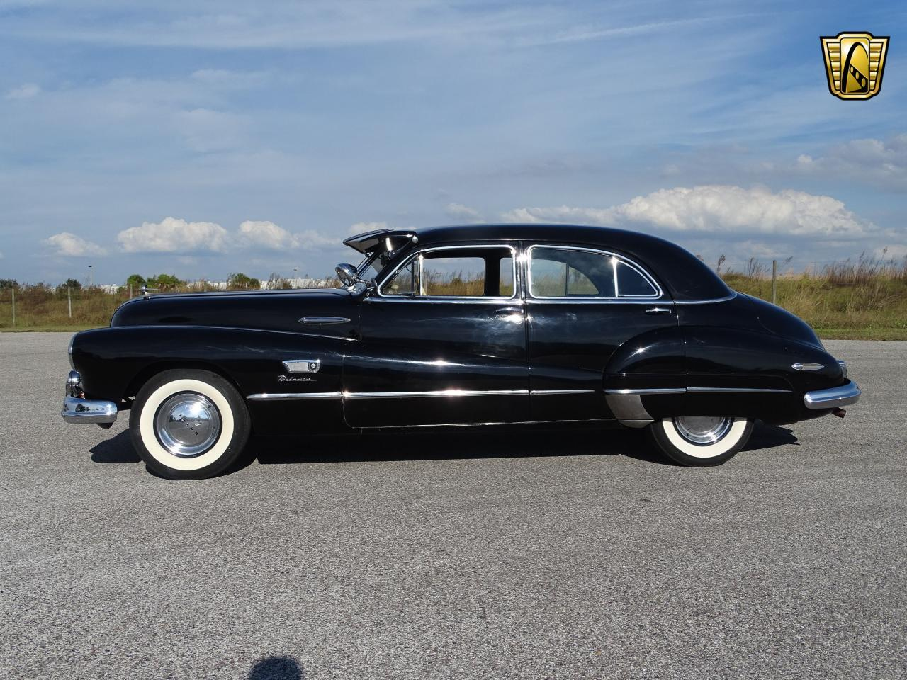 Large Picture of Classic 1947 Buick Roadmaster - $14,995.00 - MBS8