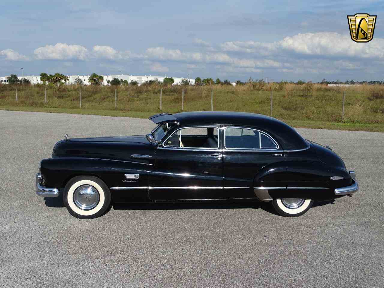 Large Picture of 1947 Roadmaster located in Florida - $14,995.00 Offered by Gateway Classic Cars - Tampa - MBS8