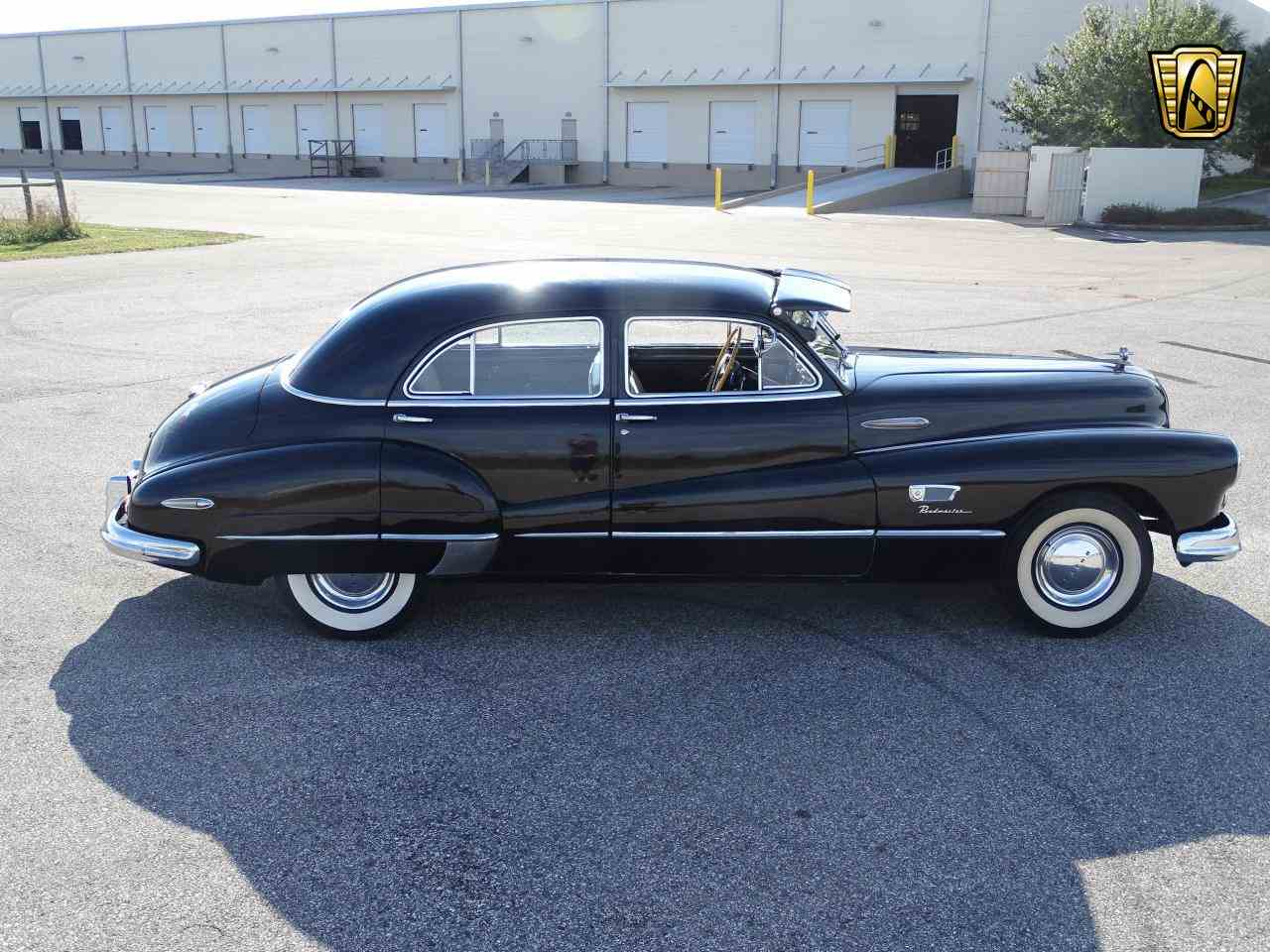 Large Picture of Classic 1947 Roadmaster located in Ruskin Florida - MBS8