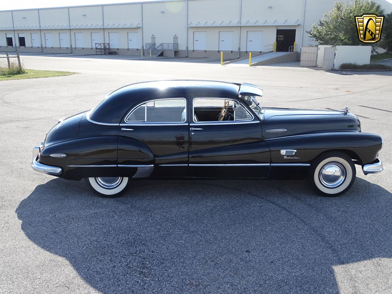 Large Picture of Classic 1947 Roadmaster located in Florida Offered by Gateway Classic Cars - Tampa - MBS8