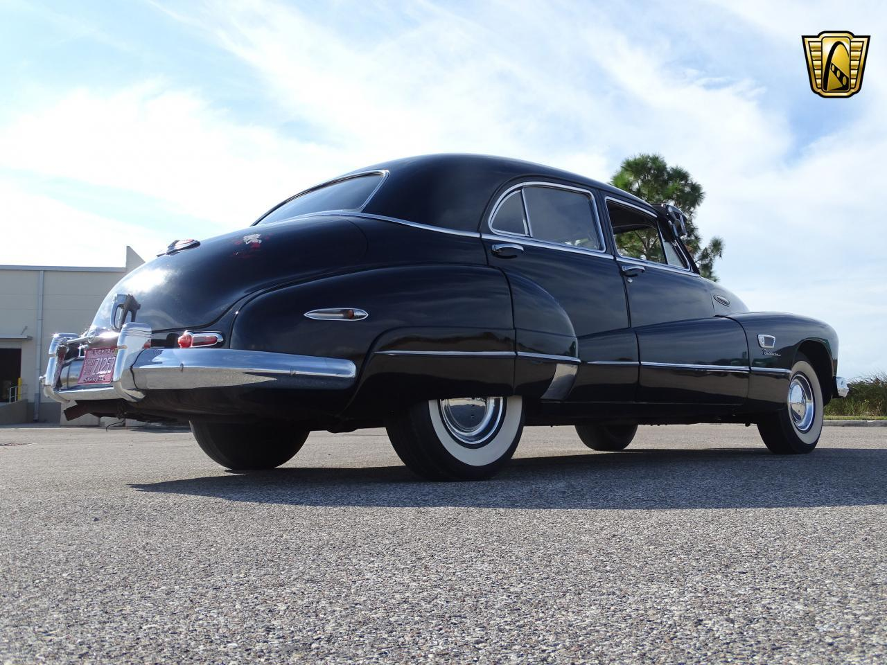 Large Picture of Classic 1947 Buick Roadmaster - MBS8