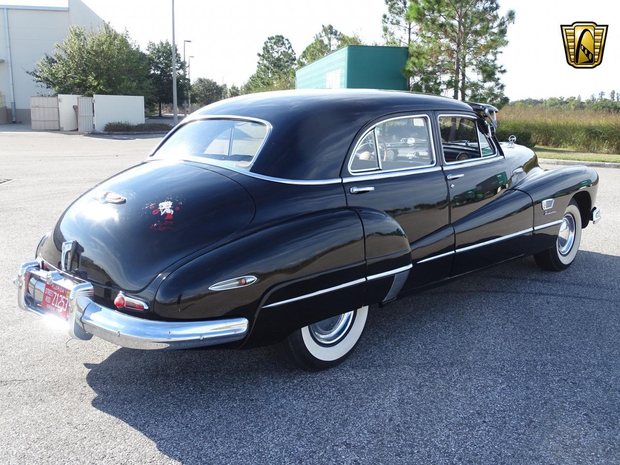 Large Picture of Classic 1947 Buick Roadmaster Offered by Gateway Classic Cars - Tampa - MBS8