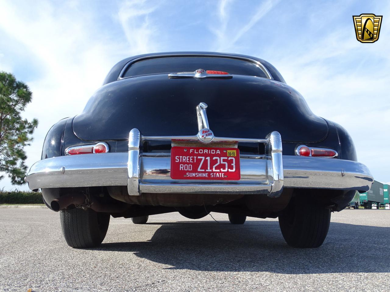 Large Picture of '47 Roadmaster located in Ruskin Florida Offered by Gateway Classic Cars - Tampa - MBS8