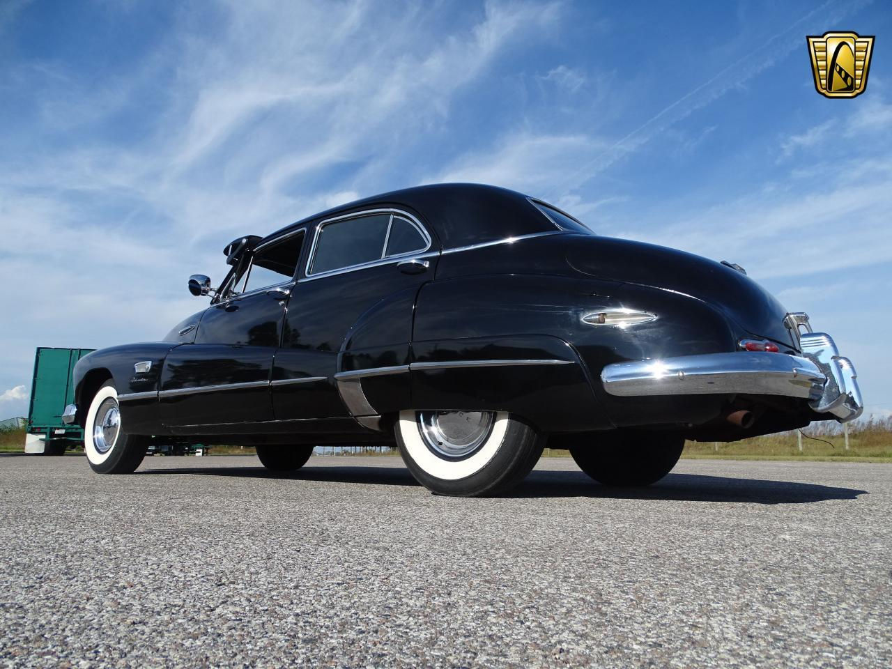 Large Picture of Classic '47 Buick Roadmaster - $14,995.00 - MBS8