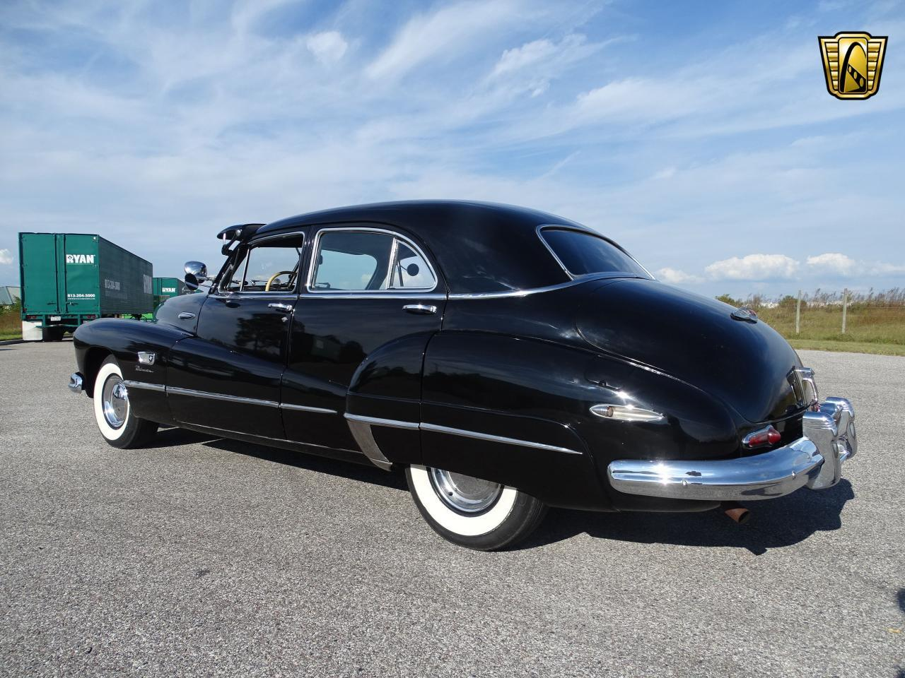 Large Picture of Classic 1947 Buick Roadmaster located in Florida Offered by Gateway Classic Cars - Tampa - MBS8