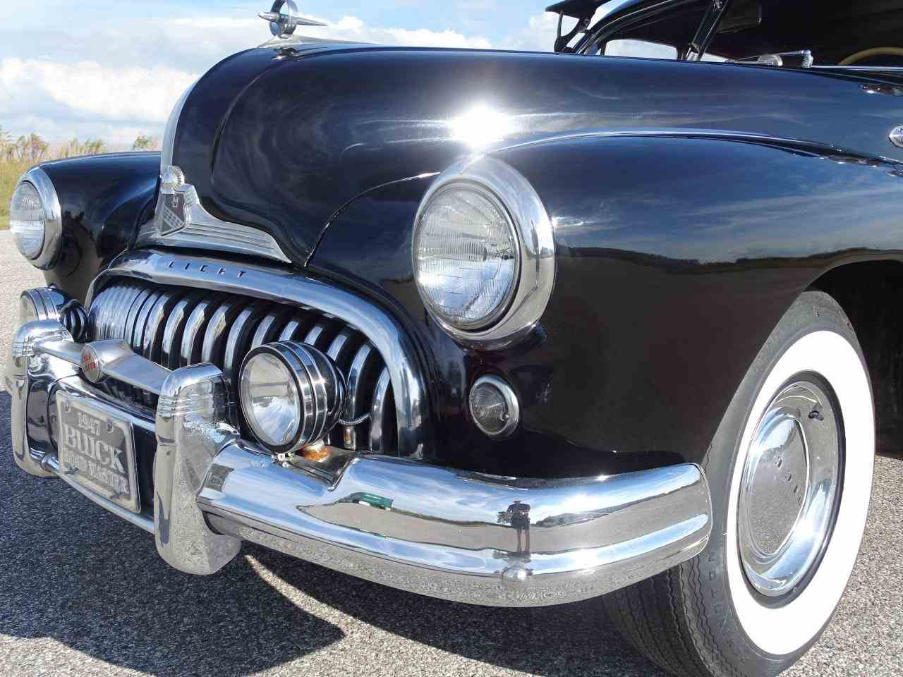 Large Picture of 1947 Buick Roadmaster - $14,995.00 Offered by Gateway Classic Cars - Tampa - MBS8
