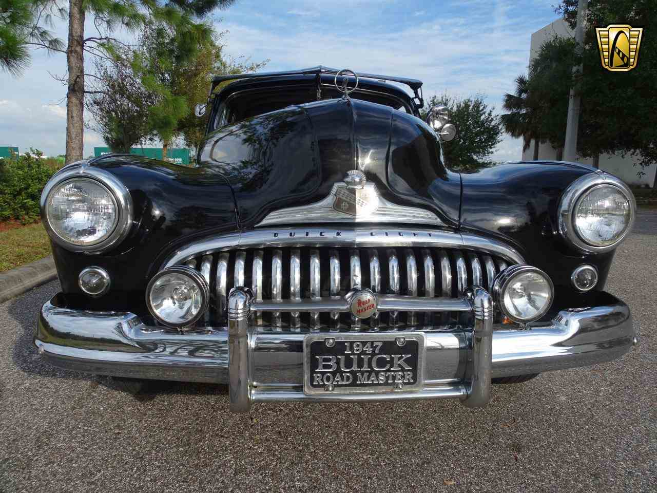 Large Picture of Classic 1947 Roadmaster located in Florida - $14,995.00 Offered by Gateway Classic Cars - Tampa - MBS8