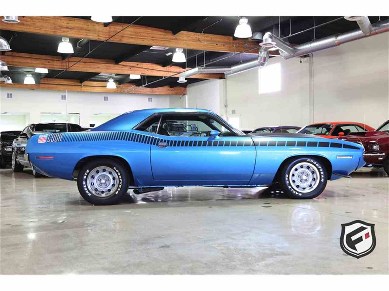 Large Picture of Classic '70 Plymouth Cuda located in California - MBSH