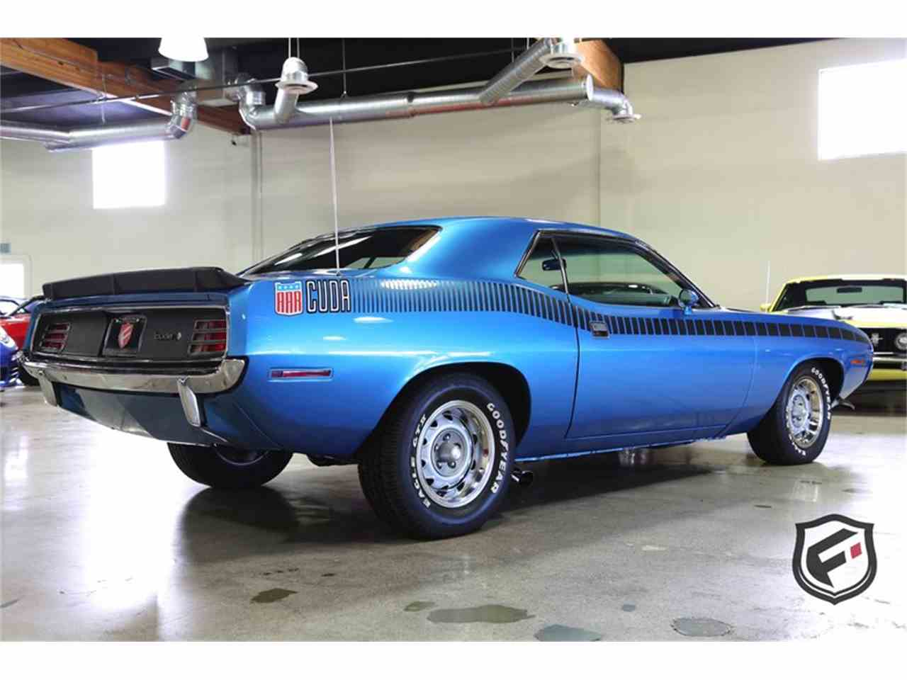 Large Picture of Classic 1970 Cuda Offered by Fusion Luxury Motors - MBSH