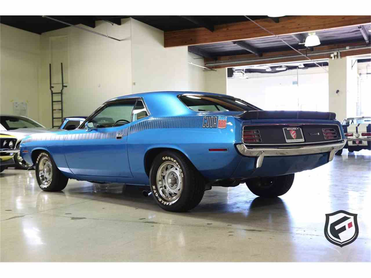Large Picture of Classic '70 Plymouth Cuda Offered by Fusion Luxury Motors - MBSH