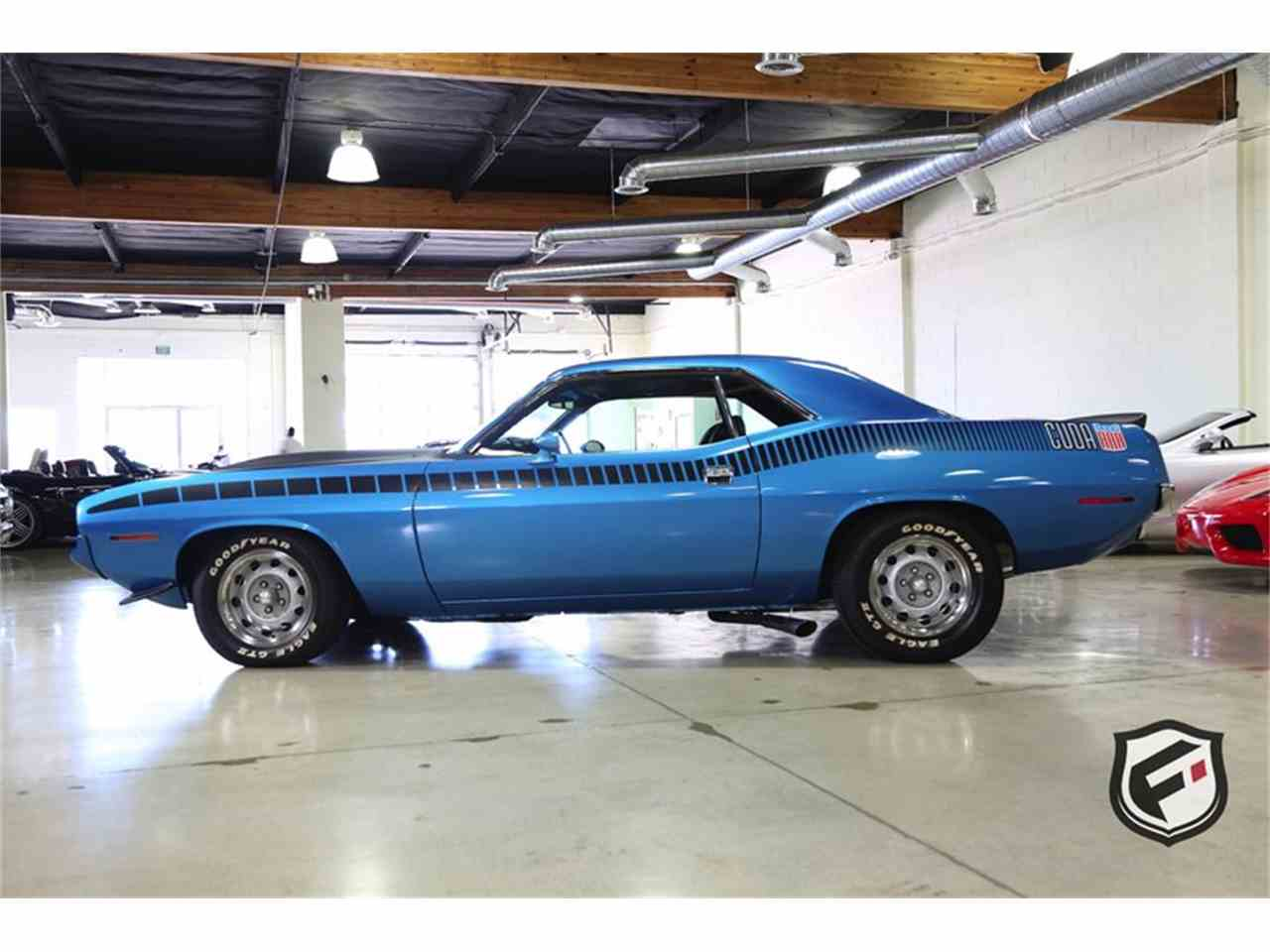 Large Picture of 1970 Cuda - MBSH