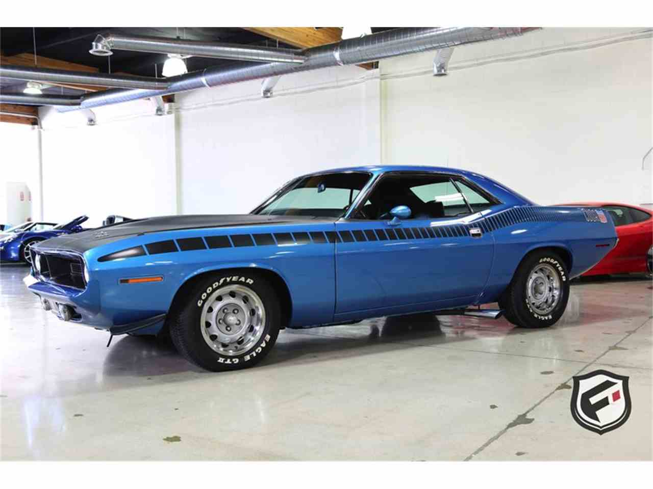 Large Picture of Classic '70 Plymouth Cuda - $79,950.00 - MBSH