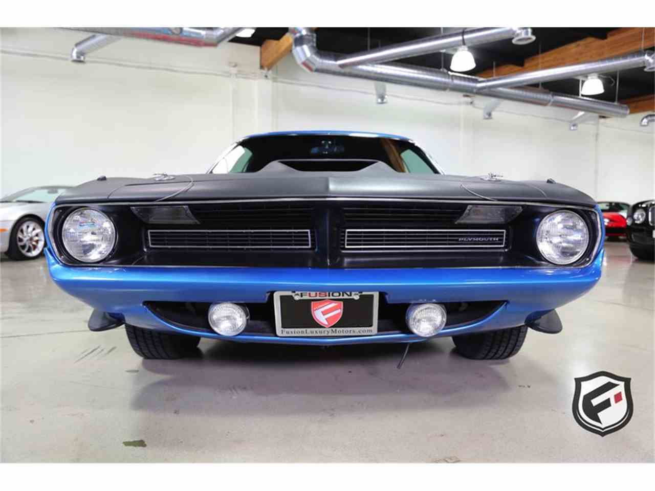 Large Picture of Classic 1970 Cuda - $79,950.00 Offered by Fusion Luxury Motors - MBSH